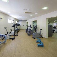 Hotel & Spa Ferrer Janeiro фитнесс-зал
