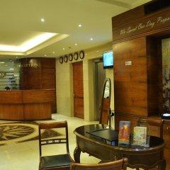 Отель Caesar's Park Hotel Ливан, Бейрут - отзывы, цены и фото номеров - забронировать отель Caesar's Park Hotel онлайн интерьер отеля