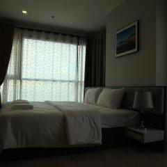Отель Pattaya Central Sea View Pool Suite Паттайя комната для гостей фото 4