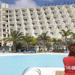 Hotel Beatriz Costa & Spa бассейн фото 3