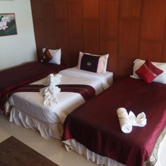Отель Palm Beach Resort комната для гостей фото 2