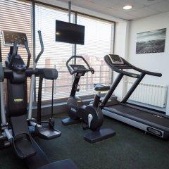 Гостиница Ost West Club фитнесс-зал фото 2