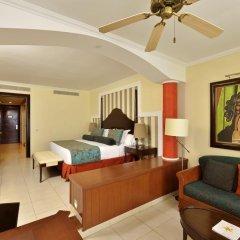 Отель Iberostar Grand Rose Hall Ямайка, Монтего-Бей - отзывы, цены и фото номеров - забронировать отель Iberostar Grand Rose Hall онлайн комната для гостей фото 3