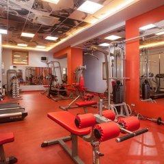 Гостиница Отрада фитнесс-зал фото 2