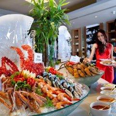 Отель Centara Grand at Central Plaza Ladprao Bangkok Таиланд, Бангкок - 1 отзыв об отеле, цены и фото номеров - забронировать отель Centara Grand at Central Plaza Ladprao Bangkok онлайн питание