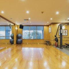 Отель Bliston Suwan Park View фитнесс-зал фото 4