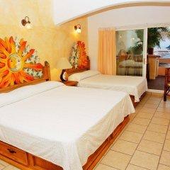 Отель Casa Sun And Moon Сиуатанехо комната для гостей фото 4