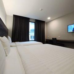 Отель SPENZA Бангкок комната для гостей фото 2
