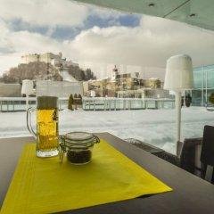 Отель Jufa Salzburg City Зальцбург бассейн