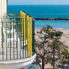 Отель Emilia Италия, Римини - отзывы, цены и фото номеров - забронировать отель Emilia онлайн балкон