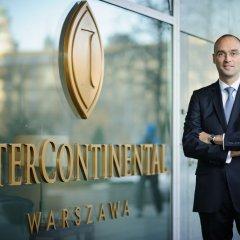 Отель InterContinental Warszawa Польша, Варшава - 3 отзыва об отеле, цены и фото номеров - забронировать отель InterContinental Warszawa онлайн городской автобус
