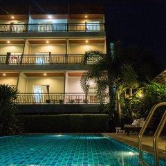 Отель Phuket Jula Place бассейн