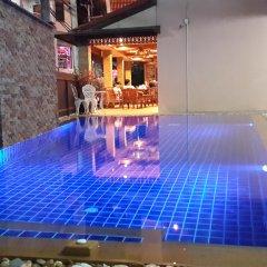 Отель Baan Sudarat Патонг бассейн