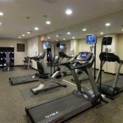 Отель Hilton Garden Inn New York/Manhattan-Chelsea фитнесс-зал фото 3