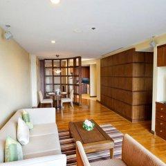 Отель President Park - Ebony Towers - unit 11A Таиланд, Бангкок - отзывы, цены и фото номеров - забронировать отель President Park - Ebony Towers - unit 11A онлайн комната для гостей фото 5