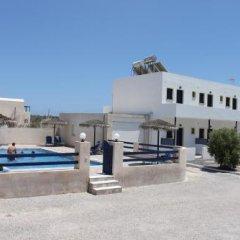 Отель Rooms Mary Греция, Остров Санторини - отзывы, цены и фото номеров - забронировать отель Rooms Mary онлайн пляж фото 2