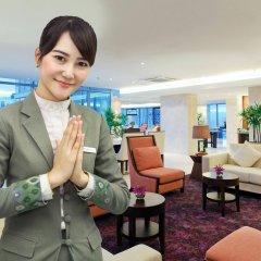 Отель Sivatel Bangkok Бангкок спа