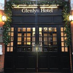 Отель Glenlyn Apartments Великобритания, Лондон - отзывы, цены и фото номеров - забронировать отель Glenlyn Apartments онлайн вид на фасад фото 8