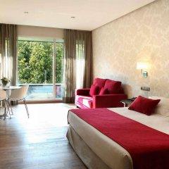 Отель Apartosuites Jardines de Sabatini комната для гостей фото 4