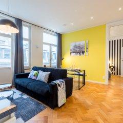 Отель Smartflats Design - Grand-Place Брюссель комната для гостей фото 3