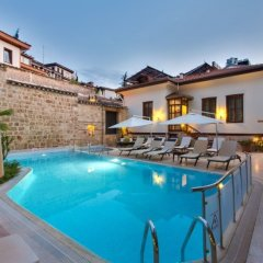 Dogan Hotel by Prana Hotels & Resorts Турция, Анталья - 4 отзыва об отеле, цены и фото номеров - забронировать отель Dogan Hotel by Prana Hotels & Resorts онлайн бассейн фото 2