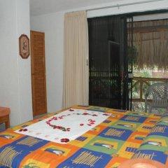 Отель Villas Mercedes Сиуатанехо балкон