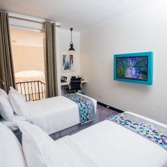 Отель Fairway Colombo Шри-Ланка, Коломбо - отзывы, цены и фото номеров - забронировать отель Fairway Colombo онлайн комната для гостей фото 2