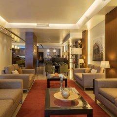 Отель NH Lisboa Campo Grande интерьер отеля фото 2