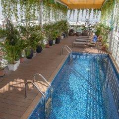 Отель Sunline Paon Hotel Вьетнам, Ханой - отзывы, цены и фото номеров - забронировать отель Sunline Paon Hotel онлайн бассейн фото 3