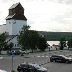 Отель Barents Frokosthotell Норвегия, Киркенес - отзывы, цены и фото номеров - забронировать отель Barents Frokosthotell онлайн парковка