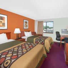 Отель Super 8 by Wyndham Algona комната для гостей фото 3