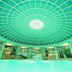 Отель Aqua Aurelia Suitenhotel Германия, Баден-Баден - 1 отзыв об отеле, цены и фото номеров - забронировать отель Aqua Aurelia Suitenhotel онлайн бассейн фото 2