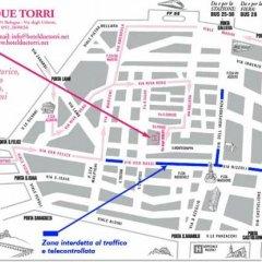 Отель Residenza Due Torri Италия, Болонья - отзывы, цены и фото номеров - забронировать отель Residenza Due Torri онлайн городской автобус