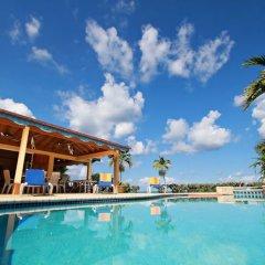 Отель BayWatch,Runaway Bay/Jamaica Villas 5BR бассейн