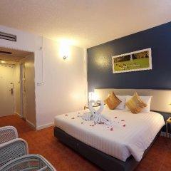 On Hotel Phuket 3* Улучшенный номер с различными типами кроватей фото 2