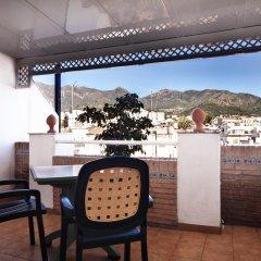 Hotel San Cristóbal балкон