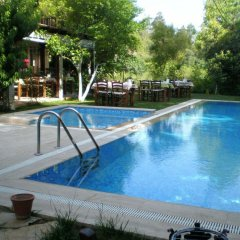 Defne Hotel Турция, Камликой - отзывы, цены и фото номеров - забронировать отель Defne Hotel онлайн бассейн