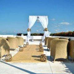 Отель The Palm At Playa Плая-дель-Кармен приотельная территория