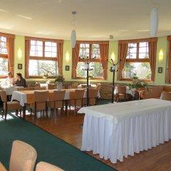 Отель Chalets Vitkova Hora Карловы Вары питание фото 3