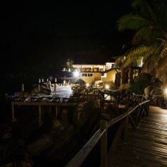 Отель Mango Bay Boutique Resort питание