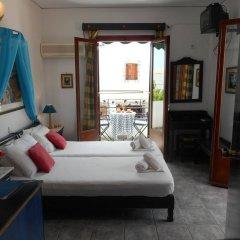 Отель Yianna Hotel Греция, Агистри - отзывы, цены и фото номеров - забронировать отель Yianna Hotel онлайн комната для гостей фото 2