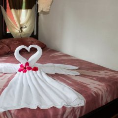 Отель Leaf House Bungalow Ланта комната для гостей фото 4