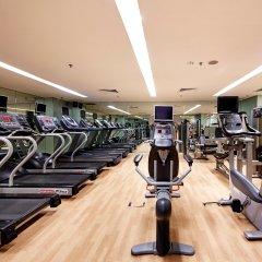 Отель PARKROYAL COLLECTION Marina Bay Сингапур фитнесс-зал