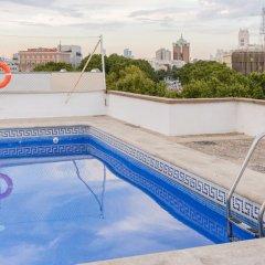 Отель Charming Museo del Prado Luxury Испания, Мадрид - отзывы, цены и фото номеров - забронировать отель Charming Museo del Prado Luxury онлайн бассейн