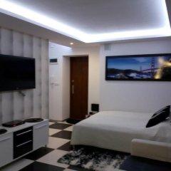 Отель Centre Apartamenty Warszawa Польша, Варшава - отзывы, цены и фото номеров - забронировать отель Centre Apartamenty Warszawa онлайн комната для гостей фото 3