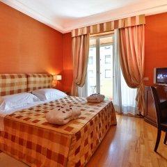 Отель Grand Hotel Adriatico Италия, Флоренция - 8 отзывов об отеле, цены и фото номеров - забронировать отель Grand Hotel Adriatico онлайн комната для гостей фото 3