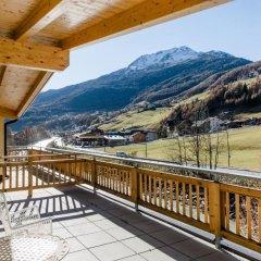 Отель A CASA Residenz Австрия, Хохгургль - отзывы, цены и фото номеров - забронировать отель A CASA Residenz онлайн балкон