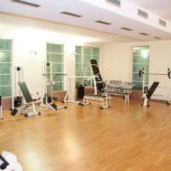 Отель Castel Rundegg Италия, Меран - отзывы, цены и фото номеров - забронировать отель Castel Rundegg онлайн фитнесс-зал