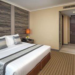 Отель Berkeley Pratunam Бангкок комната для гостей фото 2