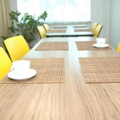 Гостиница Yellow House комната для гостей